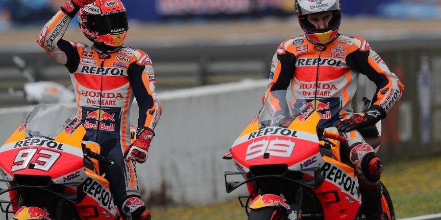 Update Klasemen MotoGP 2019 - Marquez Lewati Rekor Milik Lorenzo