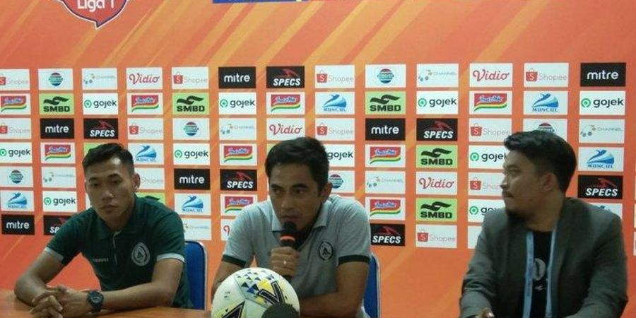 Seto Nurdiantoro Ungkap Kunci Sukses PSS Sleman Kalahkan Persebaya