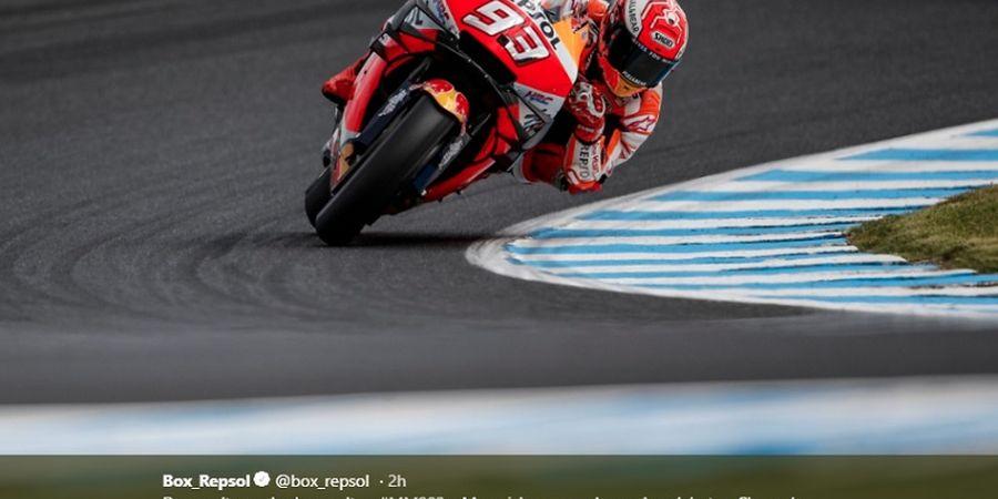 Pengakuan Marc Marquez yang Akan Disantet oleh Legenda MotoGP