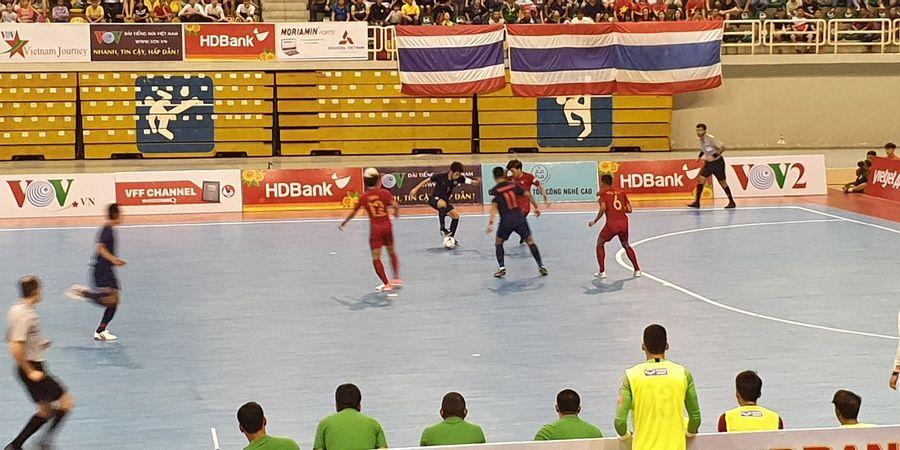 Ditekuk Thailand, Timnas Indonesia Gagal Juara Piala AFF Futsal 2019