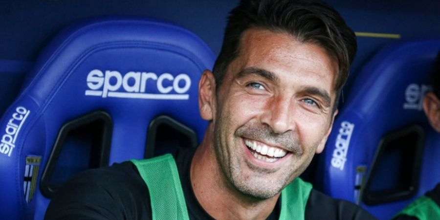 Gianluigi Buffon: Saya Tak Mau Dianggap sebagai Seorang Panutan