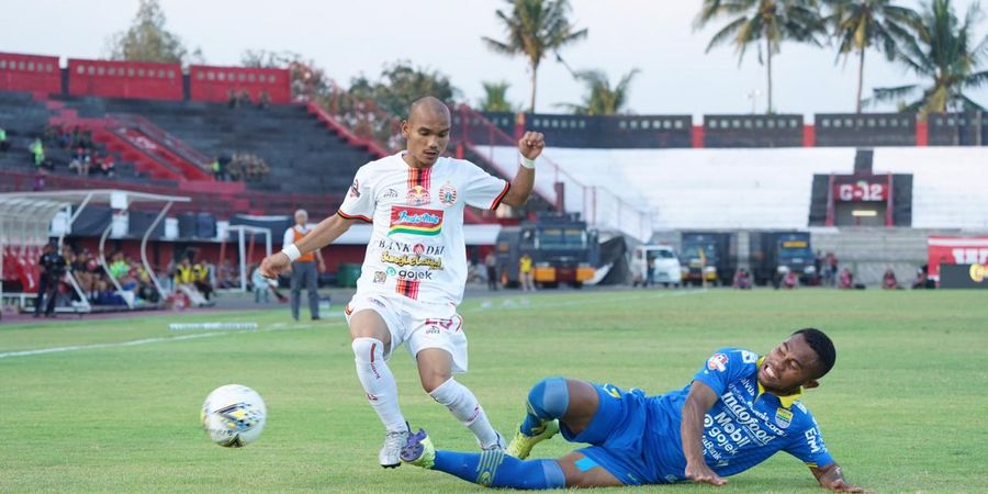 Persija Ditaklukkan Persib Bandung, Ini Alibi Edson Tavares