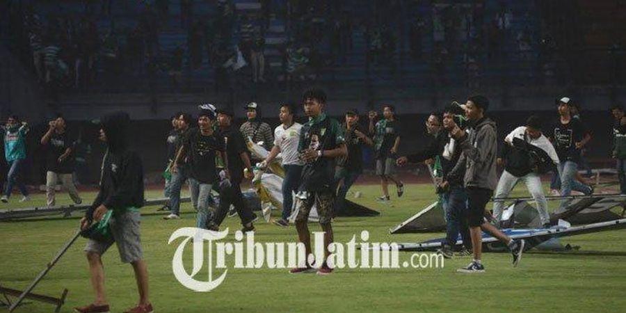 PSSI Diminta Baik, tetapi Suporter Indonesia Masih Rusuh?