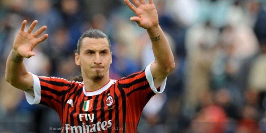 Pemain AC Milan Hanya Bisa Berharap Kedatangan Ibrahimovic