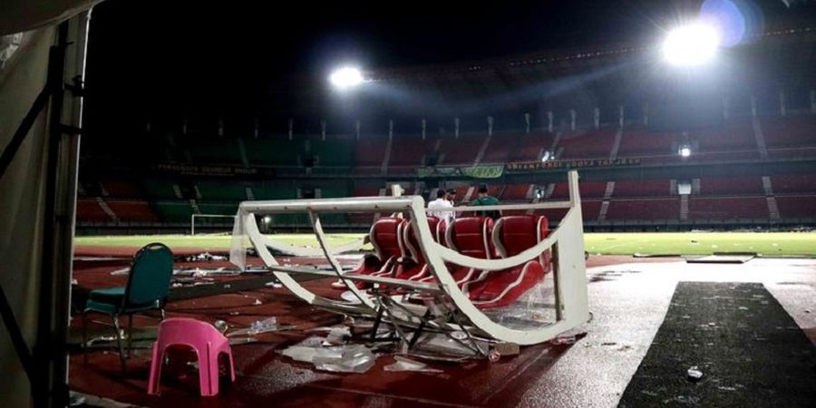 Stadion GBT Rusak, Persebaya Surabaya Harus Membayar Rp 400 Juta