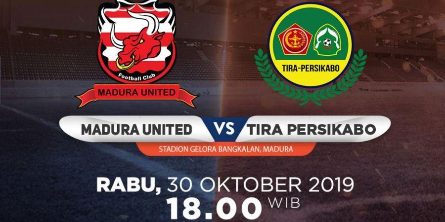 Link Live Streaming Madura United Vs Tira Persikabo, Tekad Kuat Andik Vermansah