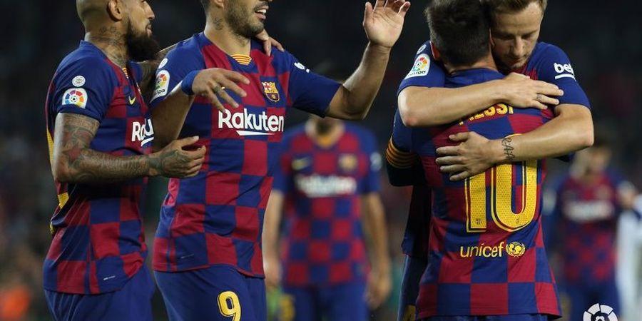 Barcelona Vs Slavia - 3 Penyerang Alternatif Pengganti Luis Suarez