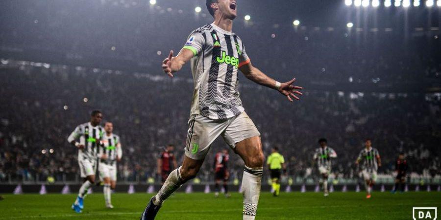 Link Live Streaming Lazio Vs Juventus - Cristiano Ronaldo Penentu Kemenangan