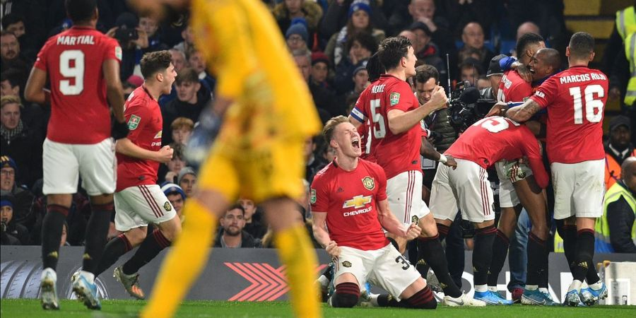 Link Live Streaming Man United Vs Brighton - Saatnya Setan Merah Bangkit