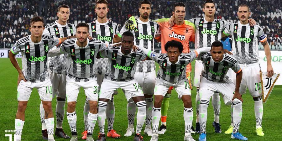 Menang Selisih Satu Gol 9 Kali, Juventus Raja Pragmatis Eropa