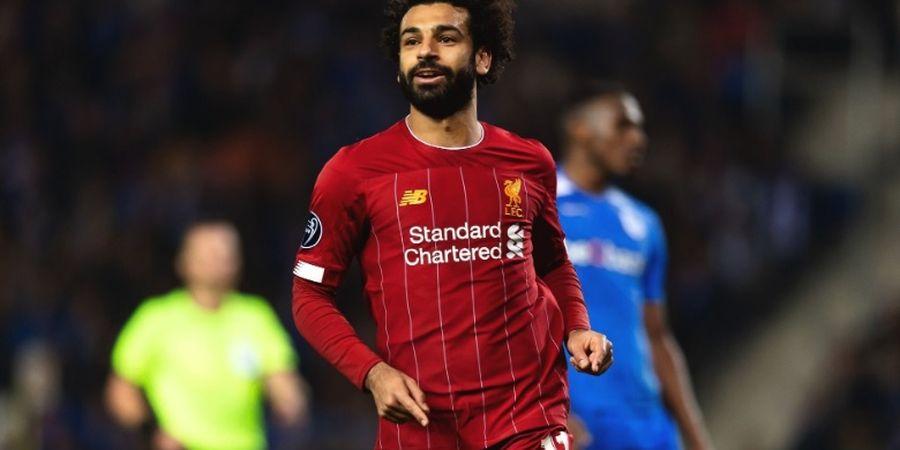 Bukan Kalah dari Man City, Mo Salah Sebut 1 Pertandingan yang Bikin Nangis di Liverpool