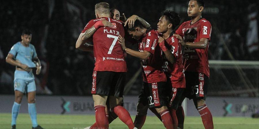 Masih Cedera, Bali United Terancam Tanpa 2 Pilar Kunci Lawan Barito Putera