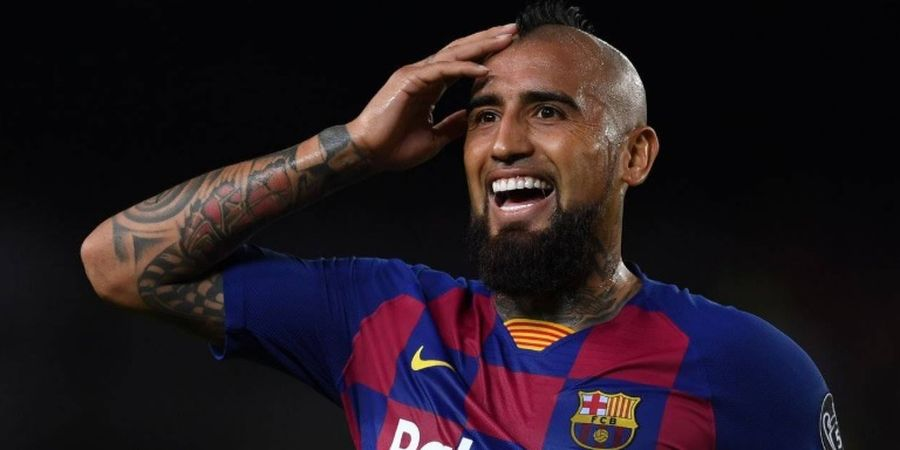 Vidal Mungkin Saja Tinggalkan Barcelona Bursa Transfer Januari Nanti