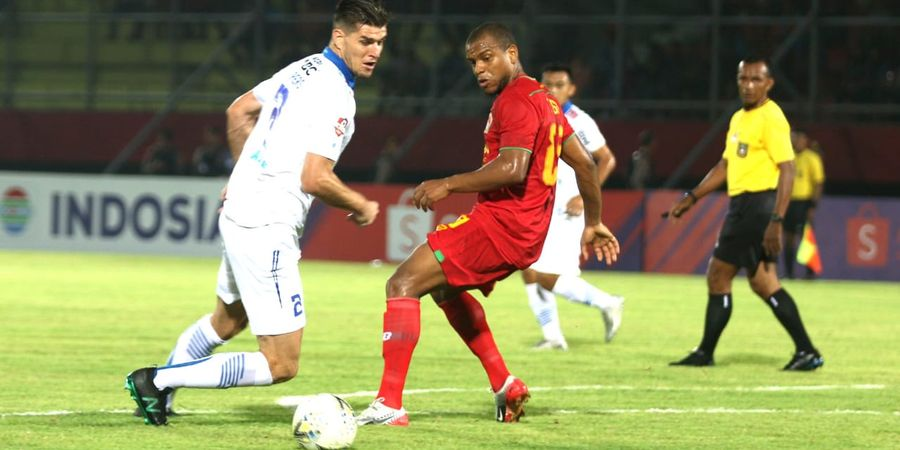 Sama-sama Bermain dengan Sepuluh Orang, Persib Taklukkan Kalteng Putra pada Pekan Ke-26 Liga 1 2019