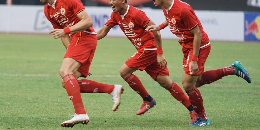 VIDEO - Cuplikan Gol-gol Kemenangan Persija pada Pekan Terakhir Liga 1 2019