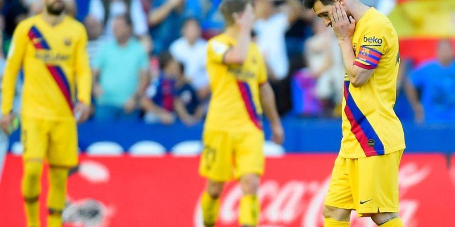 Bukti Messi Lebih Kompak dengan Suarez Dibandingkan Griezmann