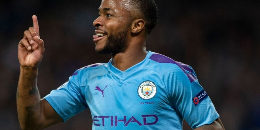 Starting XI Leicester Vs Manchester City - The Citizens Simpan Raheem Sterling