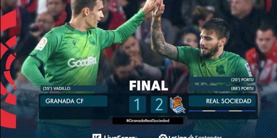 Hasil Lengkap dan Klasemen Liga Spanyol, Pengganggu Baru Barcelona dan Real Madrid
