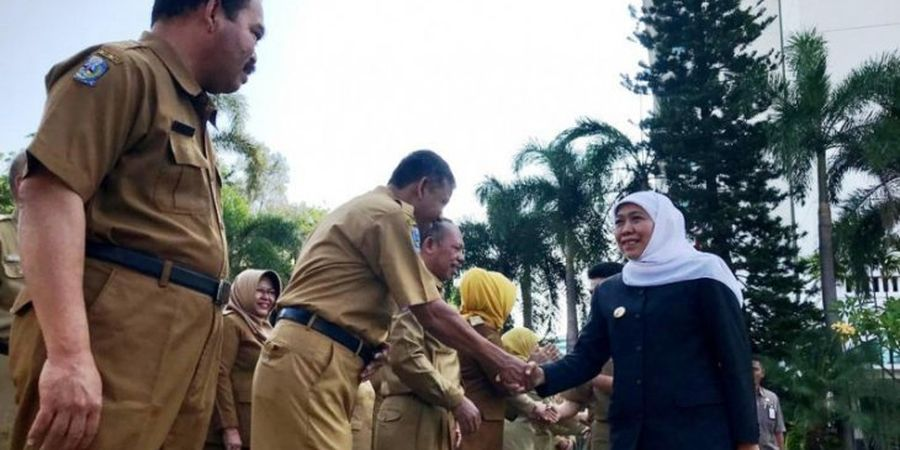 Stadion GBT - Gubernur Jatim Siap Diskusi Dengan Wali Kota Surabaya