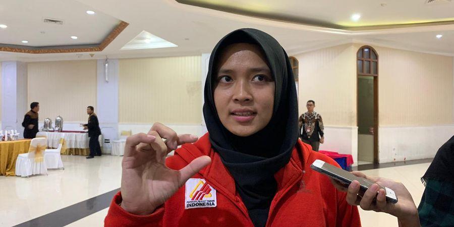 Spiderwoman Indonesia Tatap Pra-Kualifikasi Olimpiade 2020