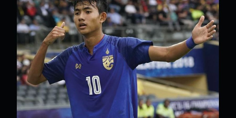 Top Scorer Kualifikasi Piala Asia U-19 - Gol Fajar Fathur Rahman Cuma Sepertiga Pemain Muda Terbaik AFF 2019
