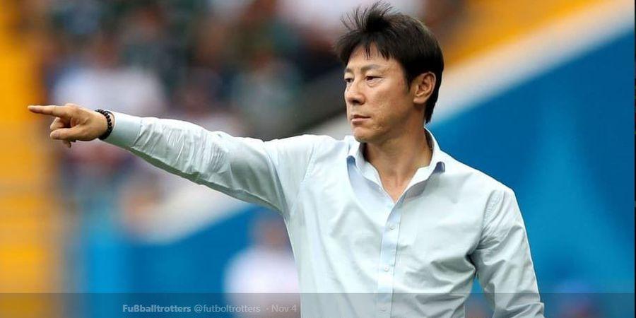 PSSI Akan Bertemu Shin Tae-yong di Malaysia Saat Timnas Indonesia Berlaga