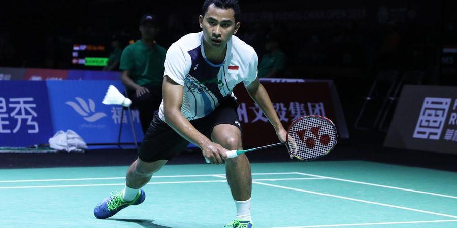 Fuzhou China Open 2019 - Tommy Sugiarto Akui Banyak Lakukan Kesalahan