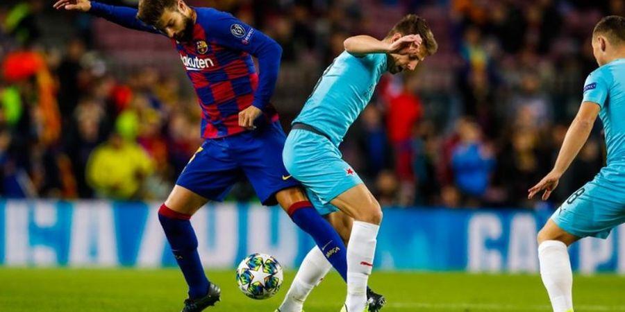 Tampil Kurang Greget, Barcelona Diklaim Sulit Juara Liga Champions