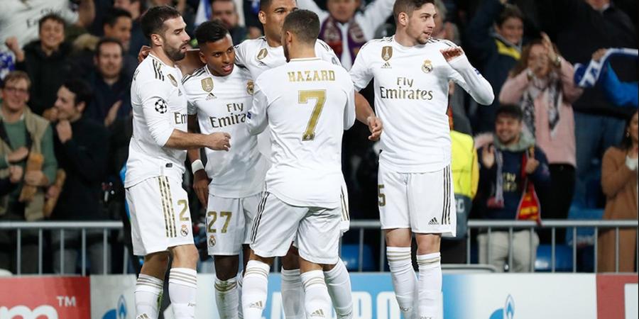 Jelang El Clasico, Real Madrid Dipusingkan Cedera 3 Pemain Bintang