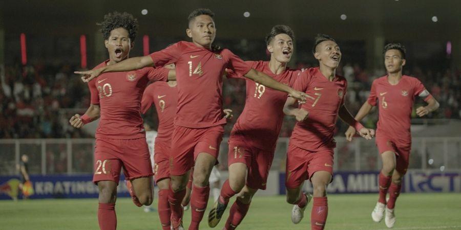 Timnas U-19 Indonesia Semakin Mumpuni dalam Penyelesaian Akhir