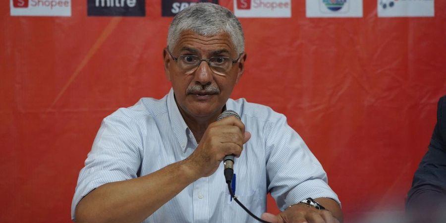 Edson Tavares Keluhkan Kedalaman Skuat Persija Jakarta