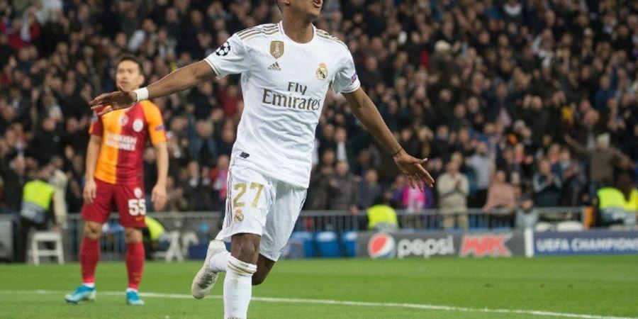 Luis Milla Anggap Bocah Ajaib Real Madrid Tidak Normal
