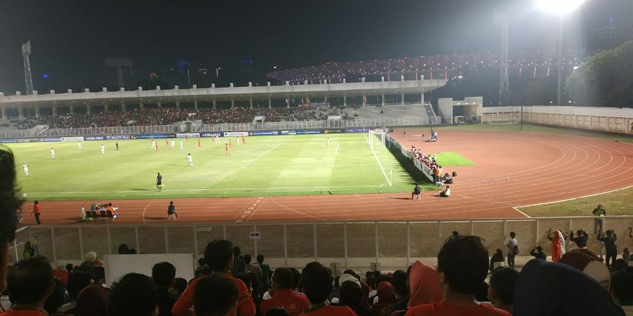 Ketum PSSI Iwan Bule Imbau Suporter Mendukung Timnas U-19 Indonesia