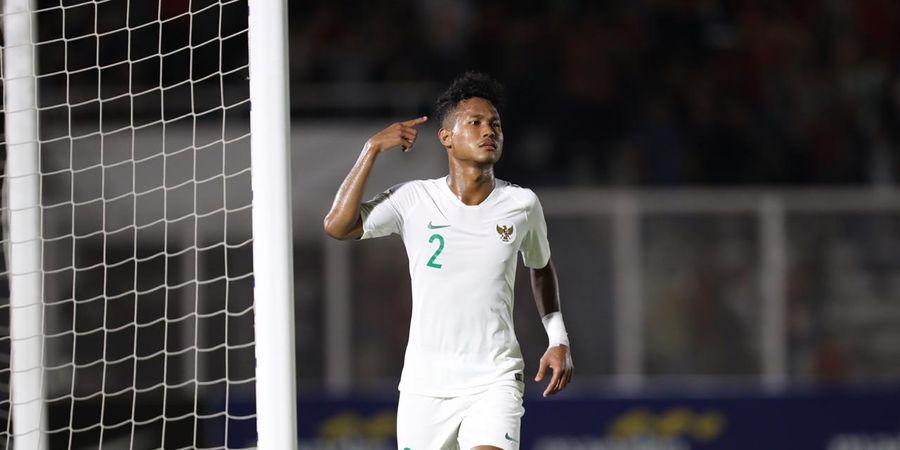 Klasemen Grup K Kualifikasi Piala Asia U-19 2020, Timnas Indonesia Kokoh di Puncak
