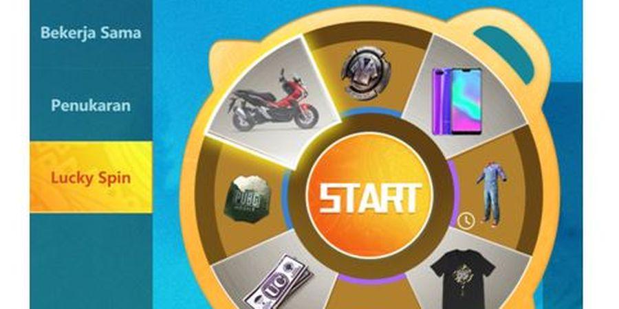 Sepeda Motor dan Hadiah Lainnya di Promo In-Game PUBG Mobile 11.11