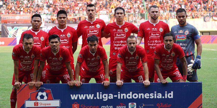 Menjauh dari Jurang Degradasi, Persija Pasang Target Baru di Liga 1 2019