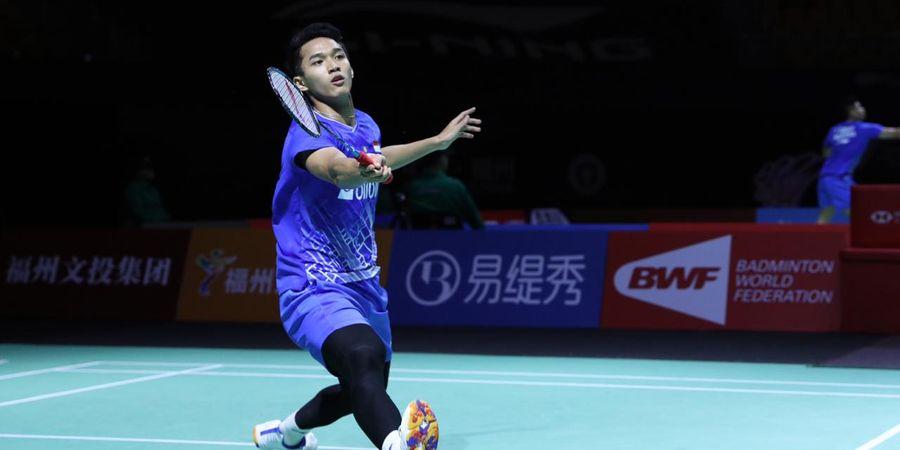 Hasil Hong Kong Open 2019 - Jonatan Christie Buka Peluang Derbi Indonesia