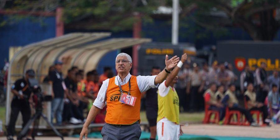 Pelatih Persija Kesal kepada Joan Tomas dan Rahmad Hidayat