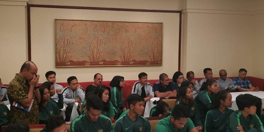 Link Live Streaming Timnas U-22 Indonesia Vs Iran, Kick Off 16.30 WIB