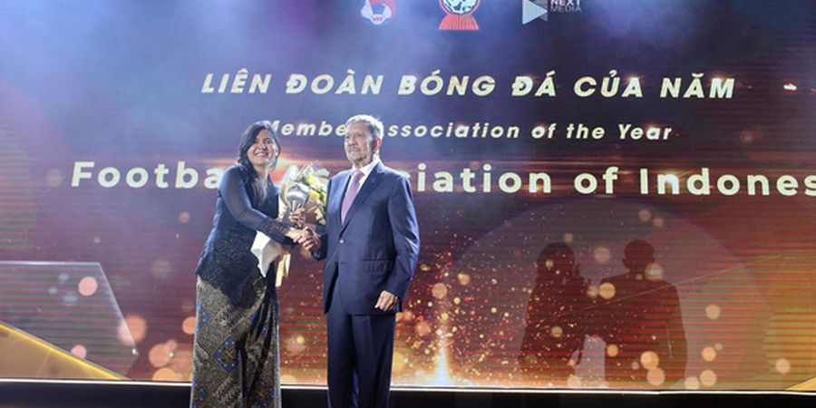 Media Vietnam Sebut Gelar AFF Awards 2019 untuk PSSI Kontroversial