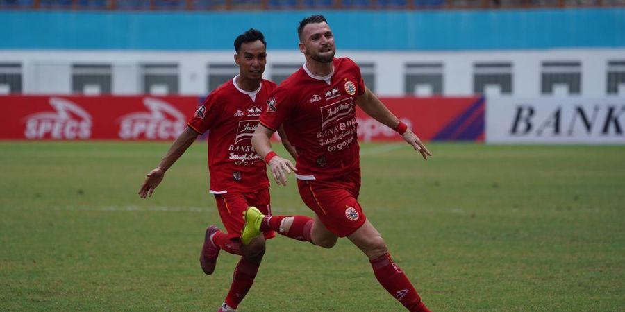 Kalahkan Borneo FC, Persija Jaga Rekor Kandang atas Sang Lawan