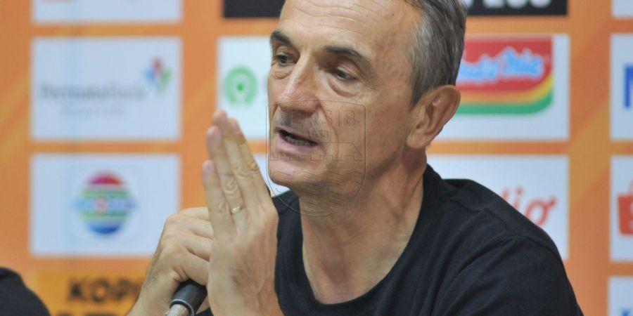 Laga Derbi Jatim Tanpa Penonton, Pelatih Arema FC Merasa Diuntungkan