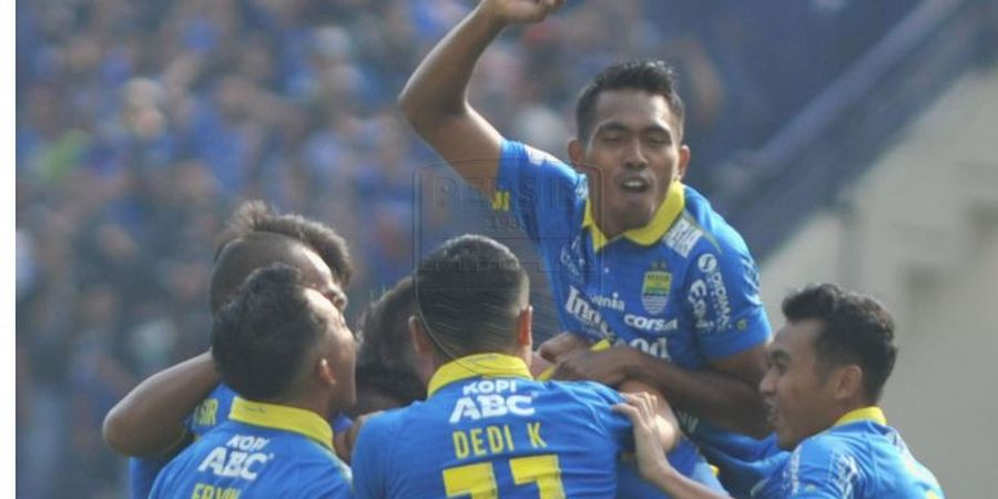 Klasemen Liga 1 2019, Persib Bandung Merambah Papan Atas Lagi