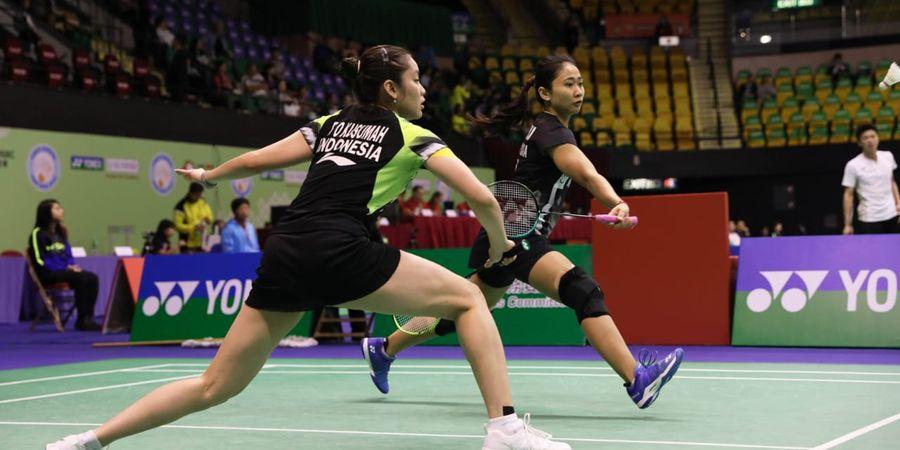 Hasil Hong Kong Open 2019 - Ketut/Tania Selamatkan Wajah Ganda Putri Indonesia