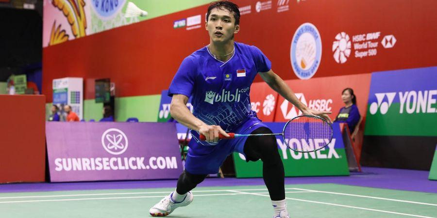 Hong Kong Open 2019 - Jonatan Lolos, Shesar Ditundukkan Chen Long
