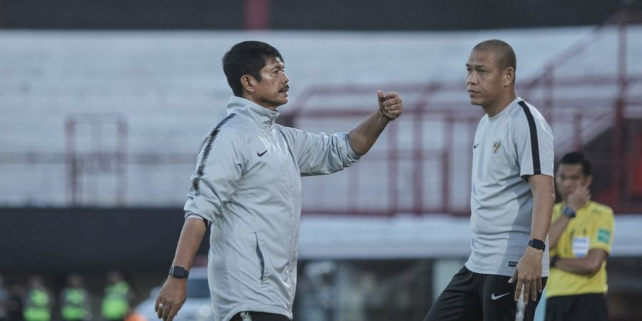 Kata Indra Sjafri Usai Timnas U-22 Indonesia Menang Lawan Iran