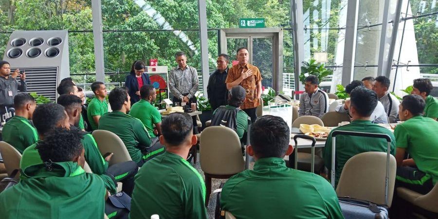 Pemusatan Latihan Timnas Indonesia di Jakarta Ditunda oleh PSSI