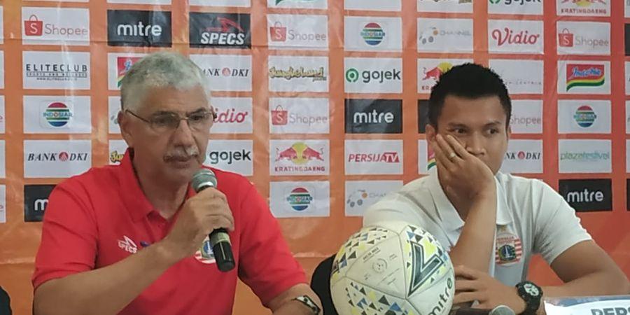 Klarifikasi Manajemen Persija soal Kabar Pemberhentian Edson Tavares Lewat Whatsapp