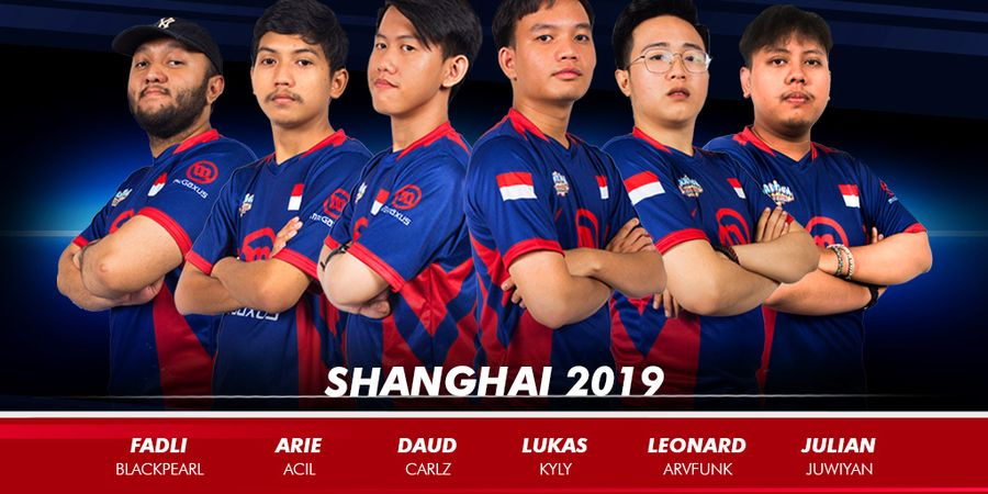 Megaxus Kirim Atlet Esports Indonesia Tanding  di AWC 2019 Shanghai