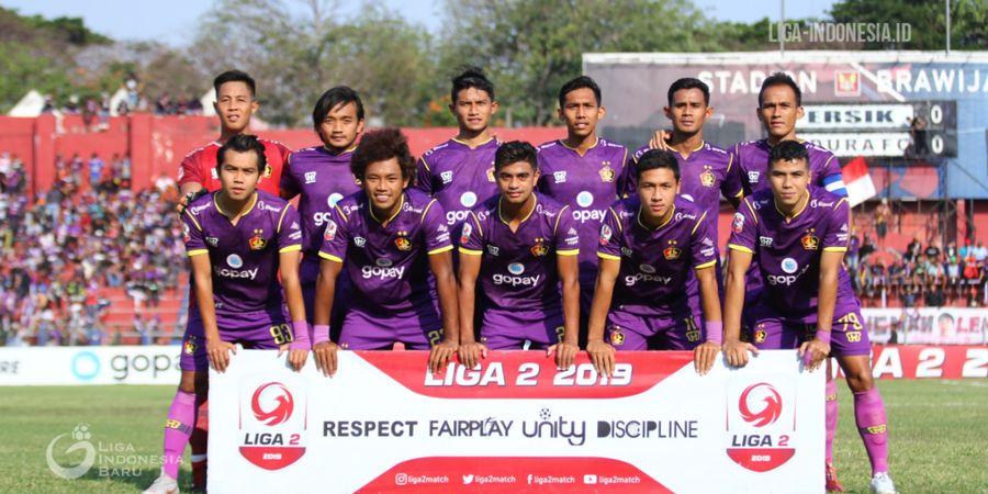 Profil Klub Liga 1 2020 - Persik Kediri, Si Macan Putih yang Ingin Tunjukan Taring Lagi di Liga Indonesia